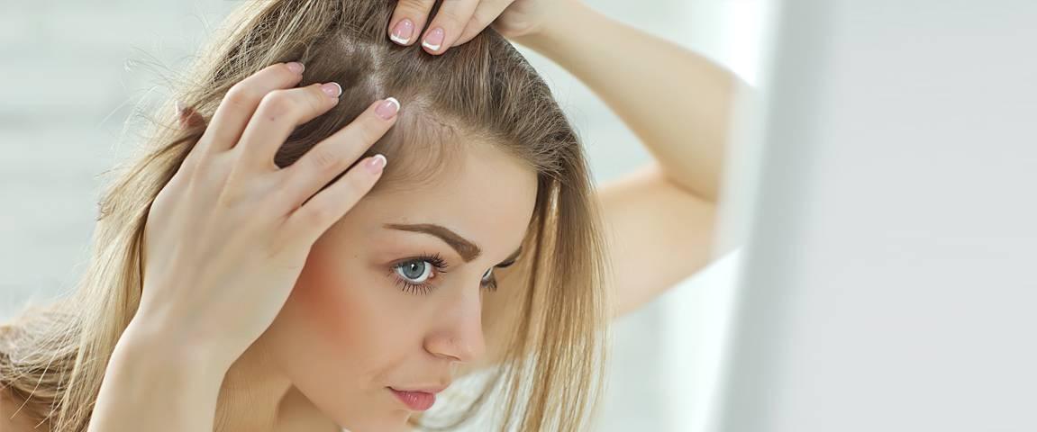 Saç Dükülmesi Tedavisi